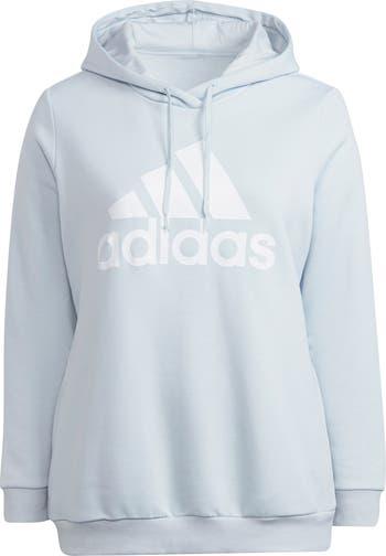 Essentials Logo Fleece Hoodie Adidas