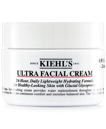 Ультра увлажняющий крем для лица со скваланом, 0,95 унции. Kiehl's Since 1851