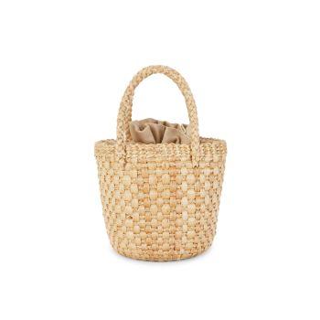 Соломенная сумка-ведро Quinn Seagrass Sea & Grass