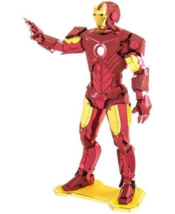 Metal Earth 3D Metal Model Kit - Marvel Мстители Железный Человек Fascinations