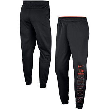 Men's Nike Black Oregon State Beavers Team Performance Pants Nike