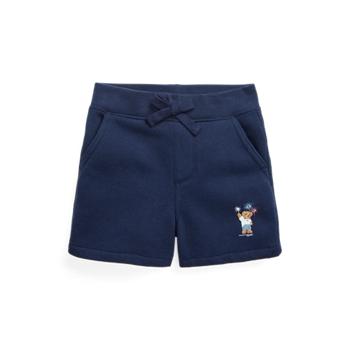 Флисовые шорты Polo Bear Ralph Lauren