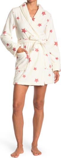 Халат с поясом с принтом звезд PJ SALVAGE