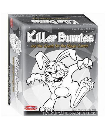 Кролики-убийцы и поиски волшебной моркови - Сумеречная белая бустерная колода (7) Playroom Entertainment