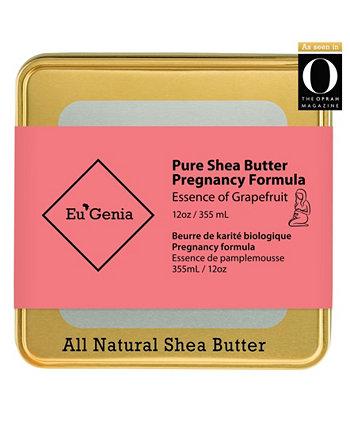 Многоцелевой увлажняющий крем для лица, тела и волос с маслом ши для растяжек Eu'Genia Shea