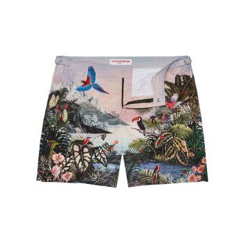 Плавательные шорты с принтом ORLEBAR BROWN