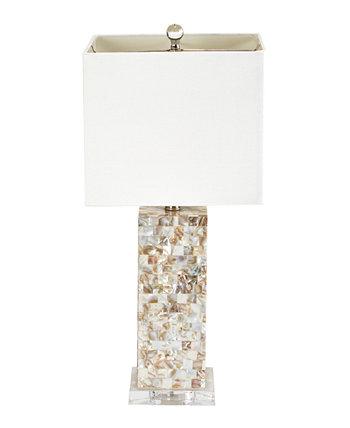 Перламутровая настольная лампа Two's Company