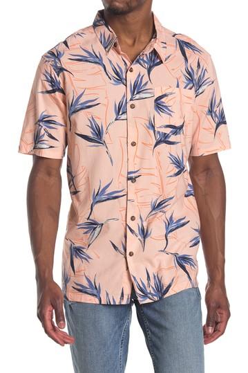 Рубашка обычного кроя с принтом Radcliffe Birds of Paradise Jack O'Neill