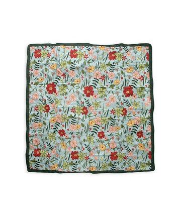 Первоцвет Патч 5x5 Одеяло для улицы Little Unicorn
