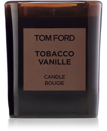 Табачно-ванильная свеча Private Blend, 21 унция. Tom Ford