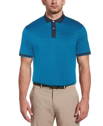 Мужская футболка-поло с экологичным принтом PGA TOUR