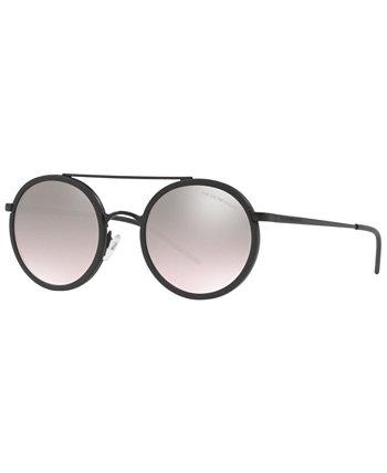 Солнцезащитные очки, EA2041 50 Emporio Armani