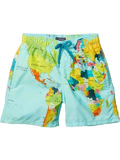 Карта мира Сонар Джимми Плавки (Малыш / Маленькие дети / Большие дети) Vilebrequin Kids