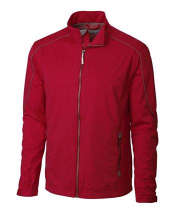 Мужская куртка Softshell с открытым верхом Big & Tall Weathertec Cutter & Buck