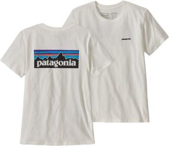 Футболка с круглым вырезом с логотипом P-6 - Женская Patagonia