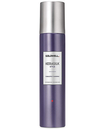 Лак для волос с фиксирующим эффектом Kerasilk Style, 10,2 унции, от PUREBEAUTY Salon & Spa Goldwell