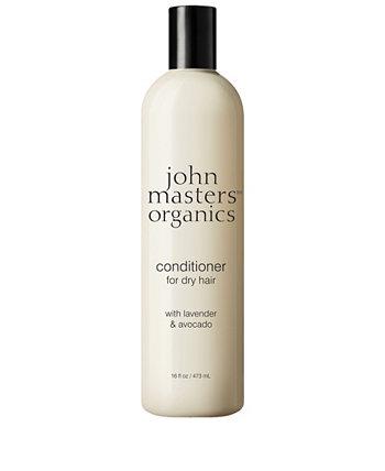 Кондиционер для сухих волос с лавандой и авокадо - 16 эт. унция $ 12.99 John Masters Organics