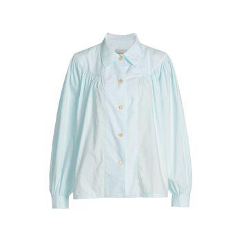 Хлопковая блуза Ramos Rachel Comey