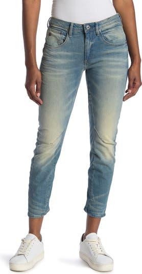Укороченные джинсы-бойфренды с низкой щиколоткой Arc 3D G-STAR RAW