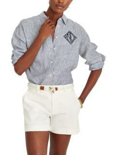 Tissue Linen Shirt Ralph Lauren