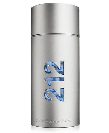 Туалетная вода-спрей для мужчин 212, 3,4 унции Carolina Herrera