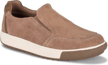 Jarred Suede Slip-On Sneaker Baretraps