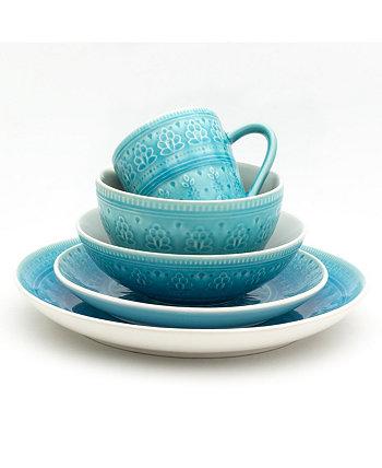 Набор столовой посуды Fez из 20 предметов Euro Ceramica