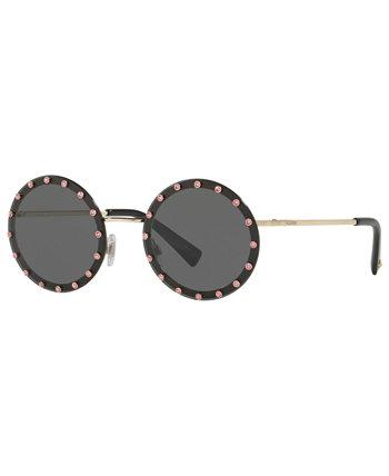 Солнцезащитные очки, VA2010B 52 Valentino