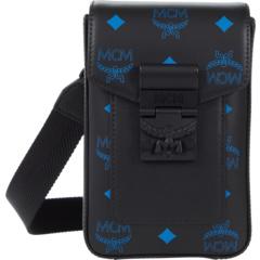 Миниатюрная сумка через плечо с логотипом Color Splash MCM