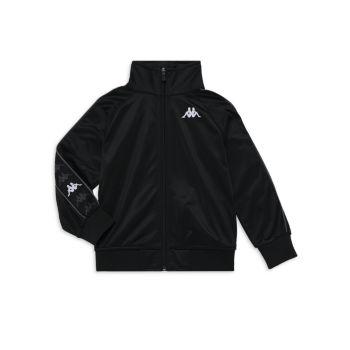 Спортивная куртка Banda Dullo 222 для маленьких мальчиков и мальчиков Kappa