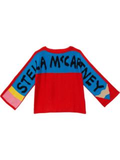 Свитер Stella Pencil (для малышей / маленьких детей / детей старшего возраста) Stella McCartney Kids