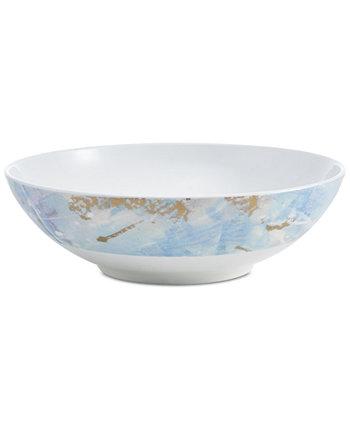 Золотая миска для овощей Aiden MIKASA