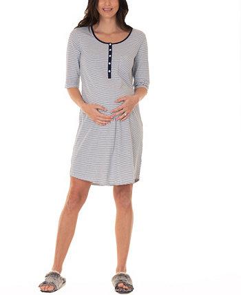 Платье для беременных и кормящих мам Blooming Women by Angel