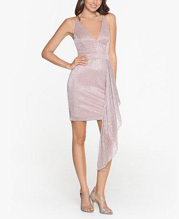 Платье-футляр с металлизированным рисунком для юниоров Blondie Nites