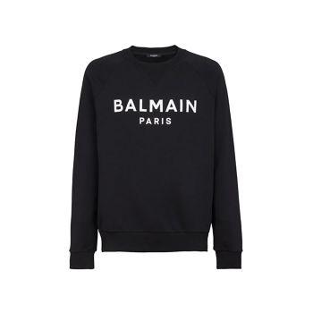 Толстовка с логотипом Balmain