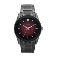 Relic by Fossil Men's Rylan Gunmetal Bracelet Watch - ZR77321 Relic by Fossil