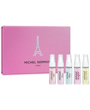 5-Рс. Discovery Set For Her, сначала в Macy's Michel Germain