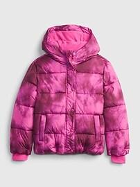 Kids ColdControl Ultra Max Puffer Jacket Gap