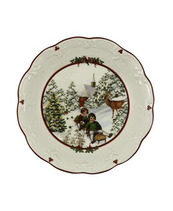 Игрушки Фэнтези Большая Чаша, катание на санях Villeroy & Boch