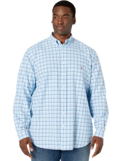 Классическая оксфордская рубашка Big & Tall Ralph Lauren
