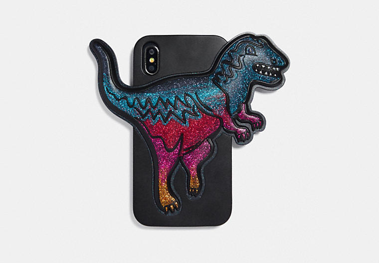 Iphone Xr Case With Rexy COACH