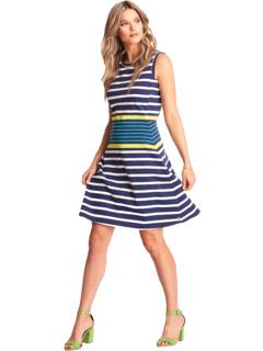 Платье Sarah - Темно-синие полосы Hatley
