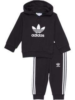 Комплект с капюшоном Adicolor (для младенцев / малышей) Adidas Originals Kids