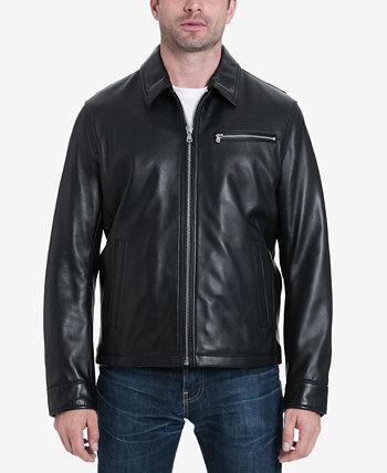 Мужская кожаная куртка James Dean, созданная для Macy's Michael Kors