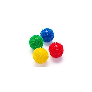 Deep Tissue Massage Ball with Spikes, Combo HWR