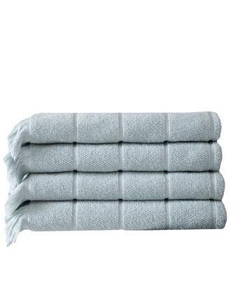 Банные полотенца Mirage Collection, 4 шт. В упаковке OZAN PREMIUM HOME