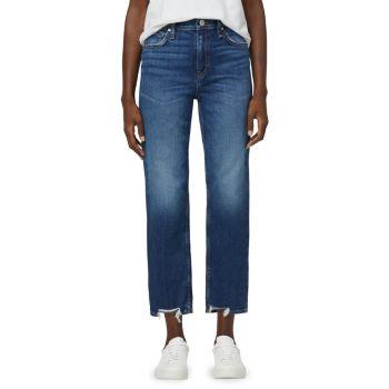 Прямые джинсы Remi с высокой посадкой Hudson Jeans