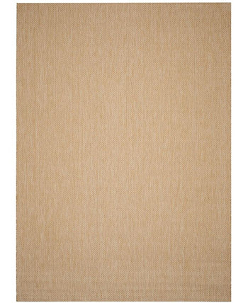 Courtyard Natural and Cream 9' x 12' Area Rug Safavieh