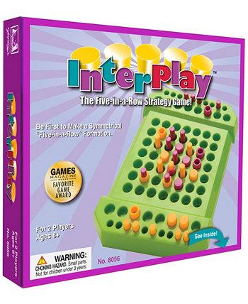 Interplay - стратегическая игра «пять в ряд» Be Good Company