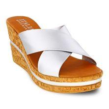 Italian Shoemakers Varona Women's Wedges Italian Shoemakers